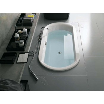 "Гидромассажная ванна ""Albatros Clarissa Plus 180/85 oval"""